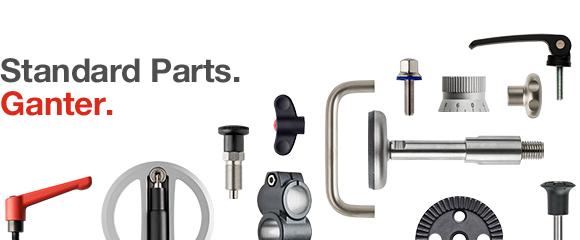 Standard Parts. Ganter.