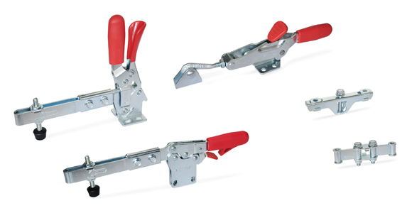 New developments in clamping and locking