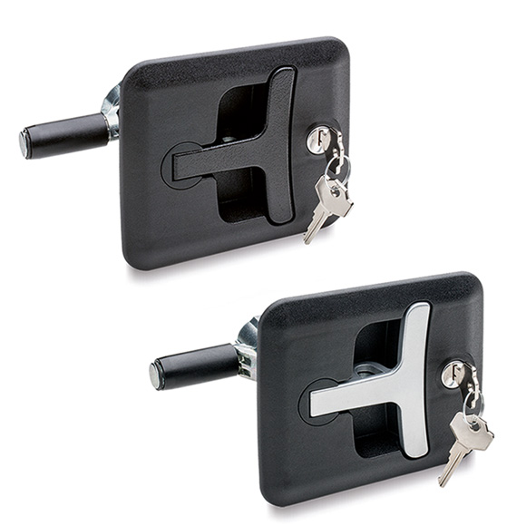 GN 5630 Rotary toggle latches