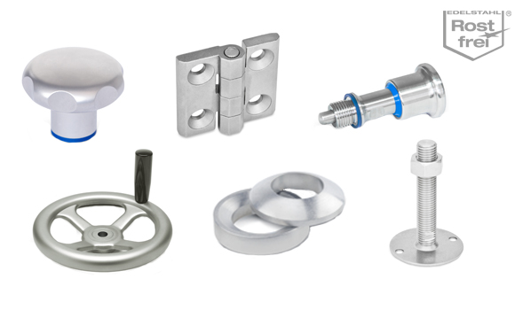 Standard Parts in Corrosive Resistance Stainless Steel A4