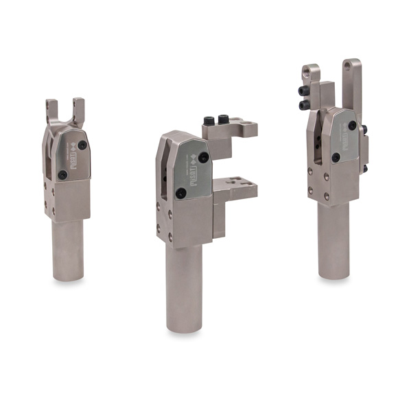 Chemically Nickel Plated Power Clamps