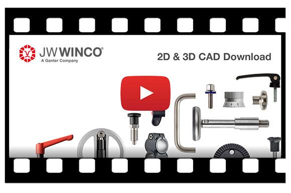 Video de descarga de CAD