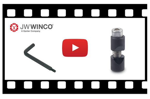 Video de las unidades de sujeción de ejes