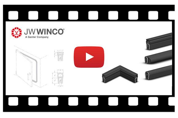 Video de aplicación de los perfiles de protección de bordes
