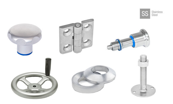 Standard Parts made of AISI 316 Stainless Steel