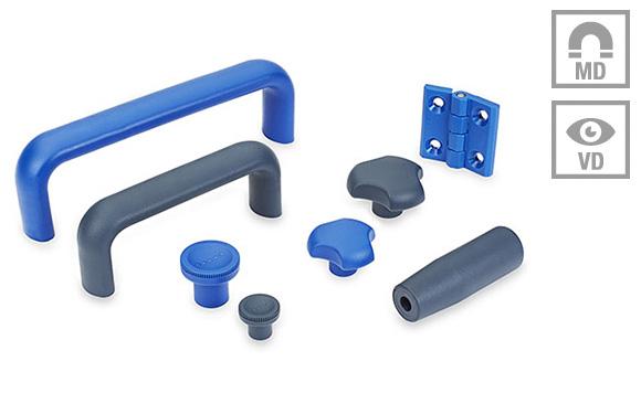 Detectable-plastics