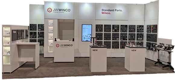JW Winco Trade Show